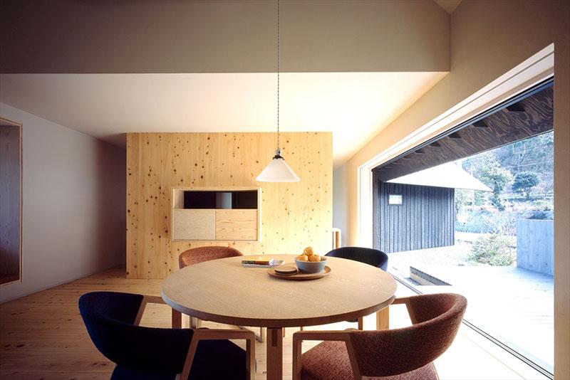 富士市の注文住宅リビング