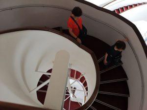 建築家,伊東豊雄,螺旋階段