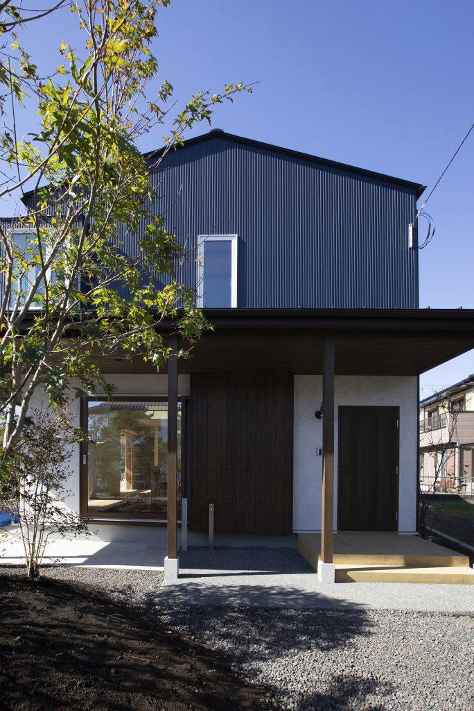 富士宮市のデザイナー住宅