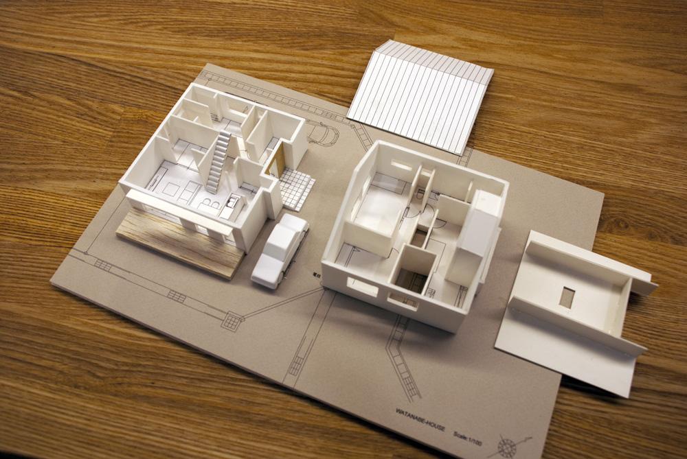 富士市で建てるデザイン住宅