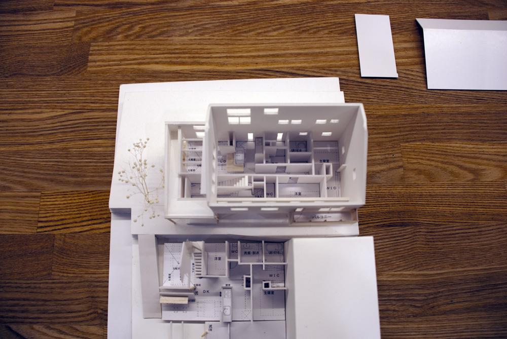 御殿場市のデザイナーズ二世帯住宅