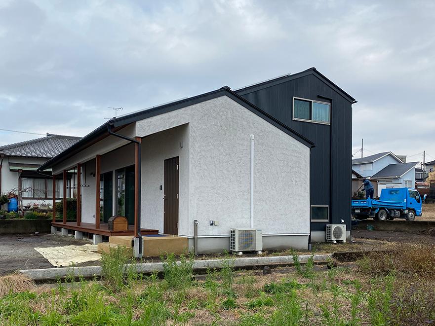 R+house静岡清水・富士の1.5階建て