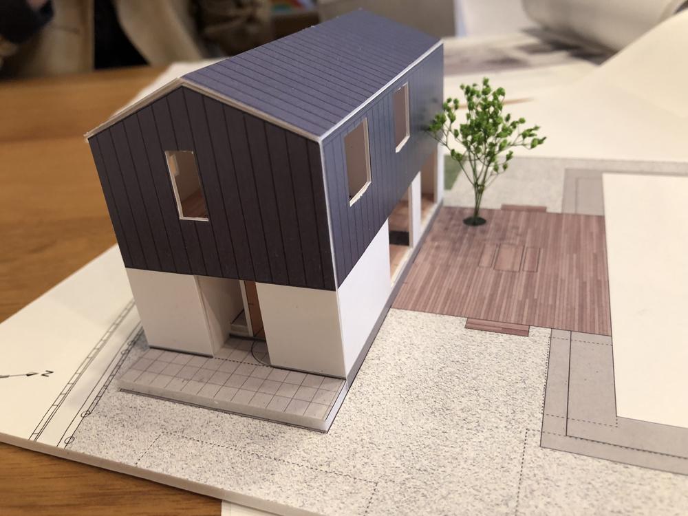 富士市のデザイナーハウス