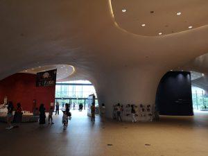 伊東豊雄,台中オペラハウス,1F