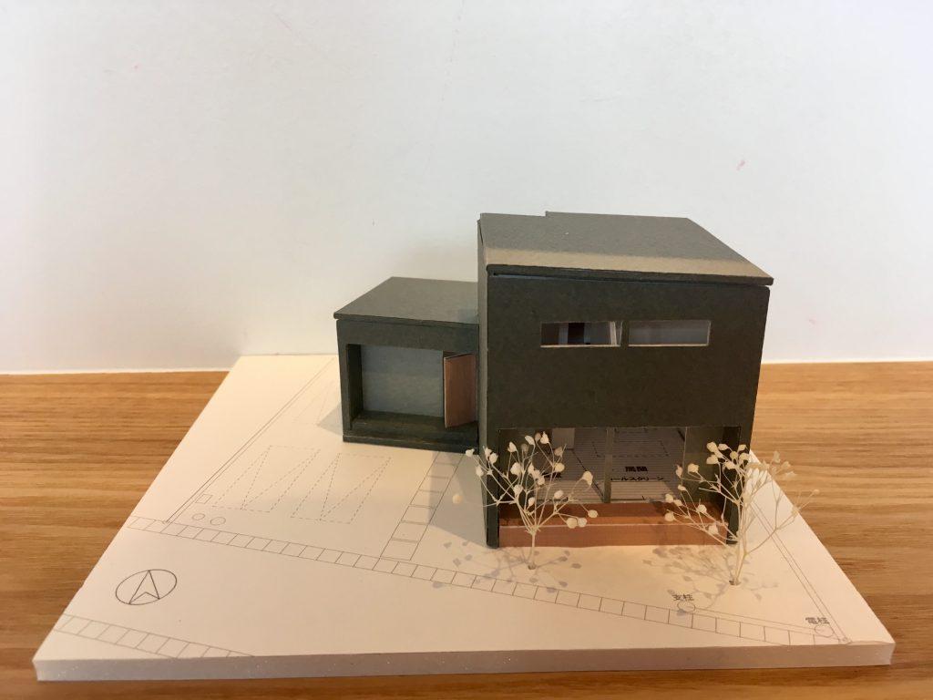 R+house住宅模型