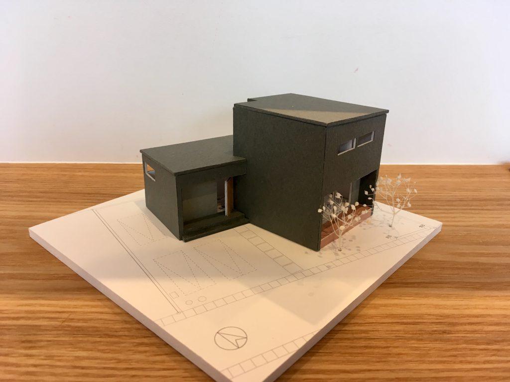 P+house住宅模型