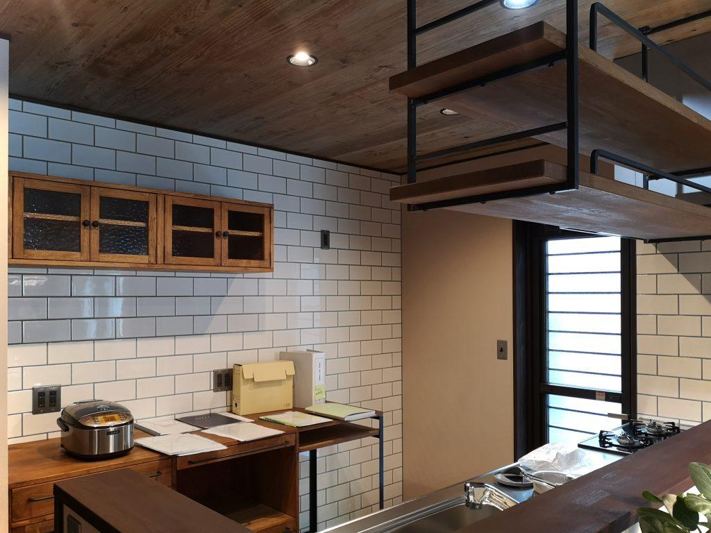 こだわりのキッチンデザイン